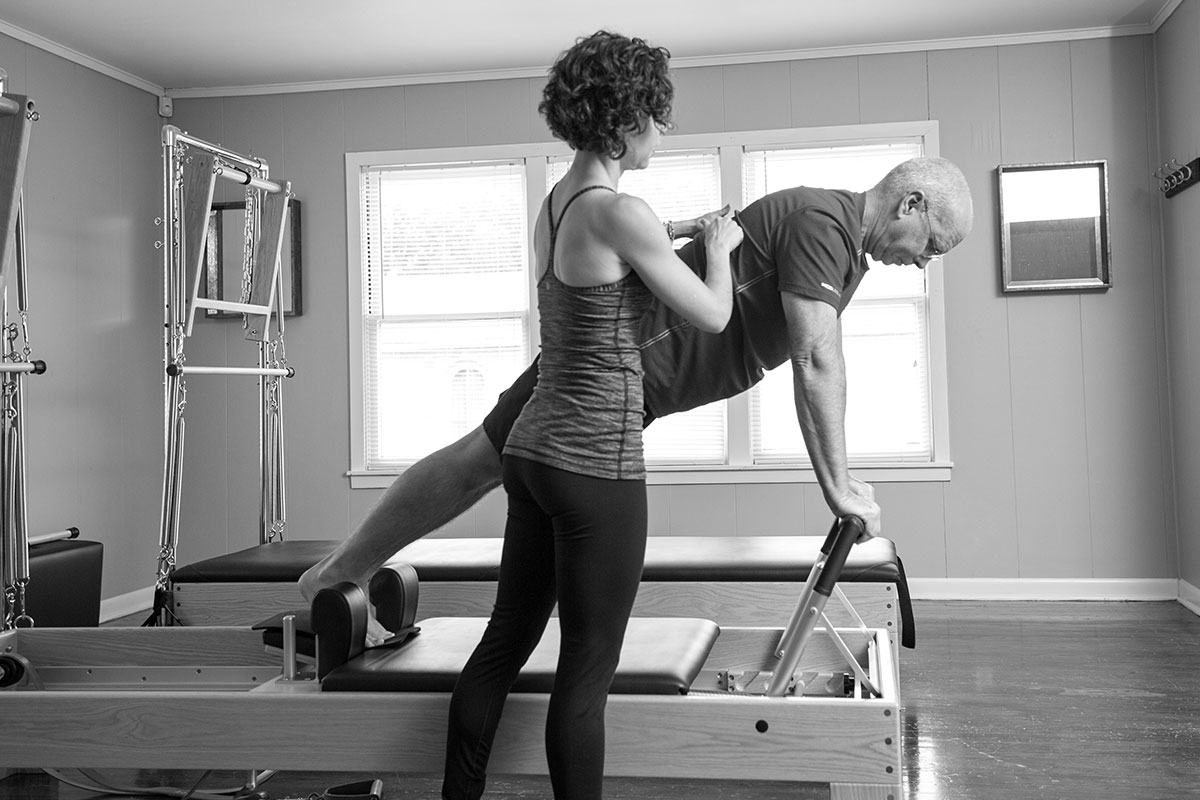 Pilates is right for YOU!