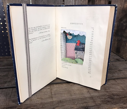 English Essays - Altered Book