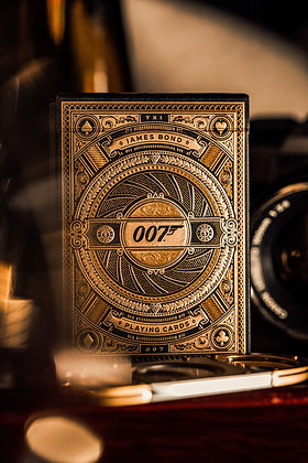 James Bond 007 Playing Cards | Theory 11