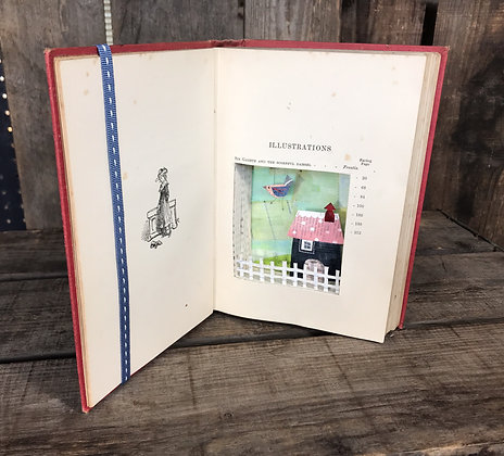 Stories of Old Renown - Altered Book