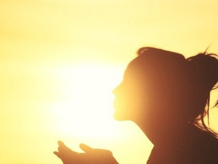 Rayos de sol, fuente de salud.