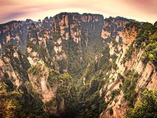 #Issue 11. Volar por Pandora: Parque forestal nacional de Zhangjiajie.