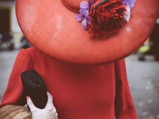 ¿Sombreros y tocados en otoño? ¡Sí!