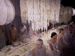Casarse es una fiesta gracias a la Celebration Collection de Reem Acra.