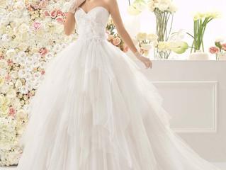 Tips básicos: qué escotes hay en vestidos de novia y cuál te favorece