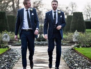 Instrucciones para ser padrino de boda
