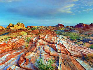 #Issue 46: No es Photoshop, son montañas de colores.