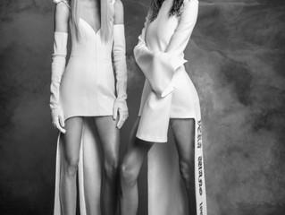 ¿Vestidos de novia grunge y de alta costura? Sí, has leído bien