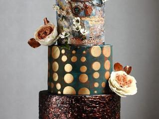 ¿Eso es una tarta o una obra de arte?