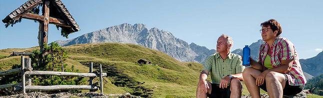 Vandra i Österrike - Vandra utan packning - AT-3A Ravinernas Tur