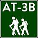 Vandra i Österrike - Vandra utan packning Tur AT-3B