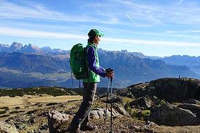 Trekking - målmedveten vandring