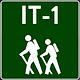 Vandra i Italien- Vandra utan packning Tur IT-1