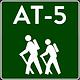 Vandra i Österrike - Vandra utan packning Tur AT-5