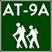 AT-9A: Vandra på Lech-leden 8 dgr/7 nt