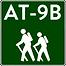 AT-9B: Vandra på Lech-leden 6 dgr/5 nt