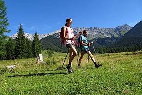 Bergsvandring - Avancerad bergsvandring