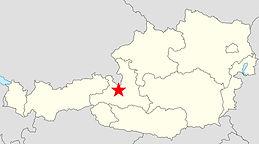 Vandra i Österrike - Vandra utan packning - AT-1B Saalachtaler Rundtur