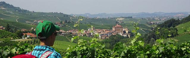 Vandra i Italien - Vandra utan packning - IT-1 Piemonte - Ligurien 8 dgr/7 nt