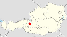 Vandra i Österrike - Vandra utan packning - AT-6 Salzburgs- & Kitzbühels Alper