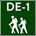 DE-1: Vandring Runt Zugspitze - 7 dgr/6 nt