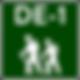 Vandra i Tyskland - Vandra utan packning Tur DE-1
