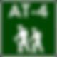 Vandra i Österrike - Vandra utan packning Tur AT-4