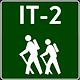 Vandra i Italien- Vandra utan packning Tur IT-2