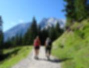 Vandra i Tyskland - Vandra utan packning - DE-01 Vandring runt Zugspitze