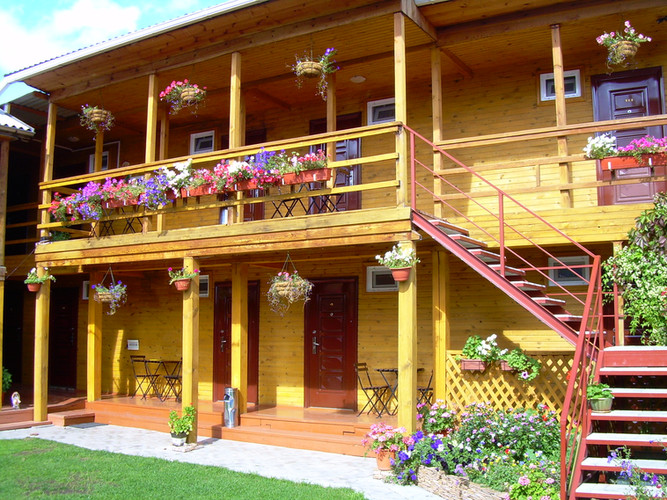 Гостевой дом в Чемале
