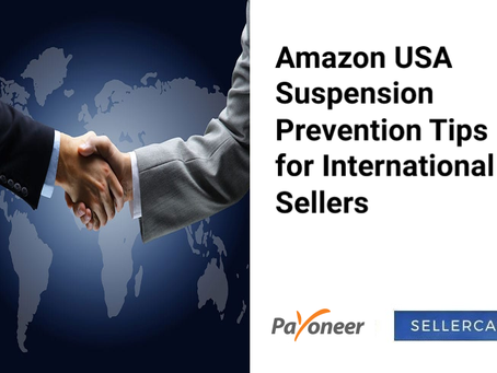 Amazon USA Suspension Prevention Tips for International Sellers