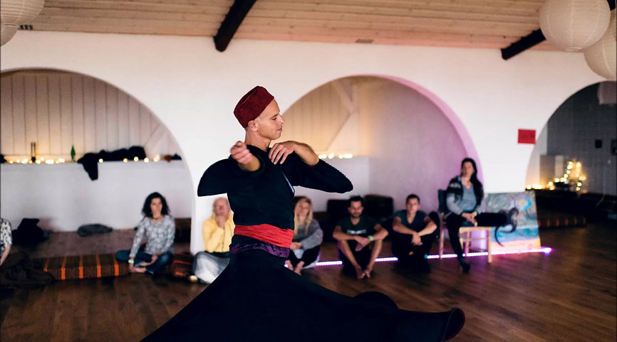 Sufi-Dance-Workshop bei Boris Kammin 2019