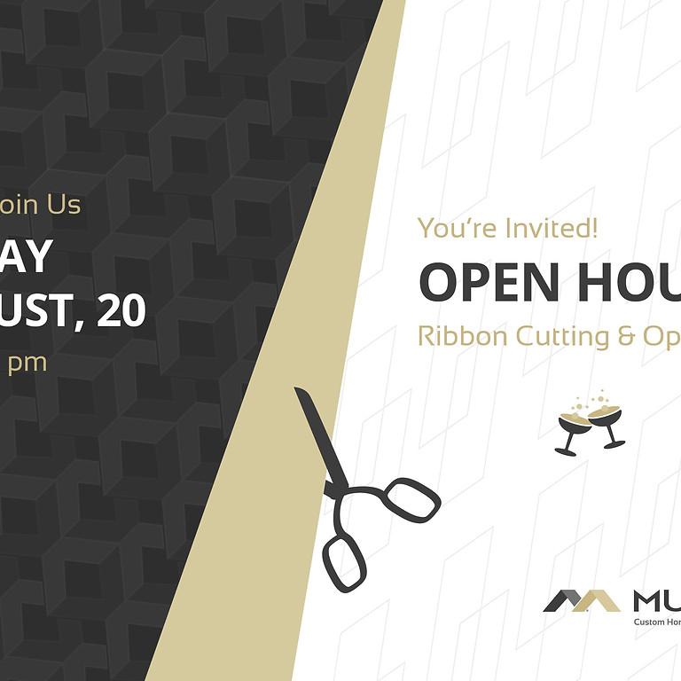 Murray Custom Homes 2021 Open House