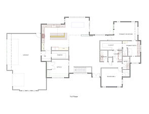 Murray Custom Homes Floor Plan 8530Trale