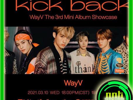 <Kick Back> Online Showcase