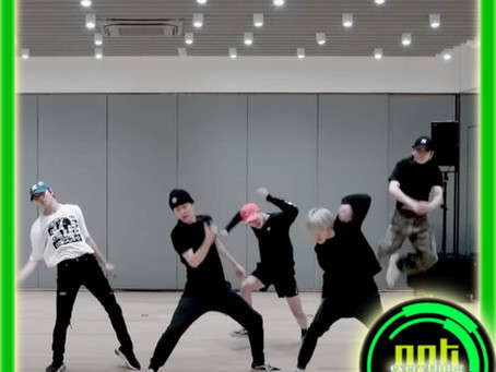 Dance Practice: Kick and Ride