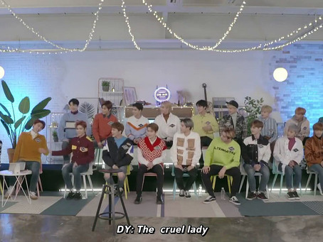 Welcome NCT 2018