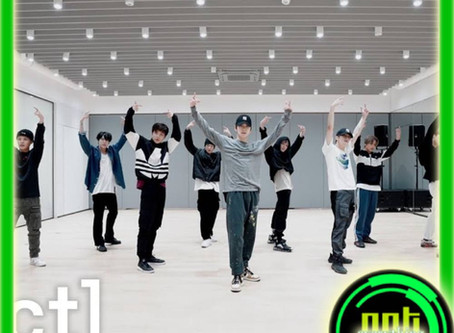 Dance Practice: <Punch>