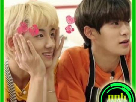 NCT Life S4: Korean Food Challenge