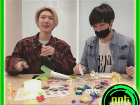 Why is WayV Like This? Yizhibo Broadcast