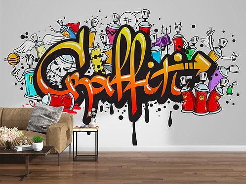 Graffiti et illustration