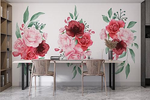 Composition de rose