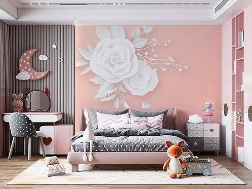 Rose papercut 1