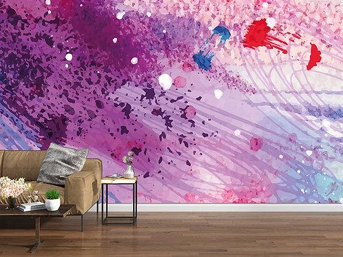 Abstrait violet 2