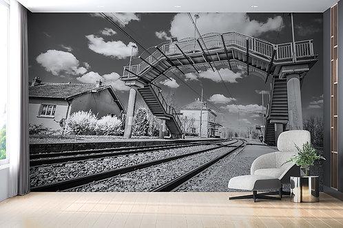 Les nuages entrent en gare