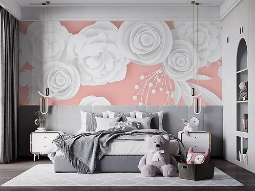 Rose papercut 2
