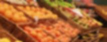 Овощи и фрукты в магазине Зеленая Околица Раменское