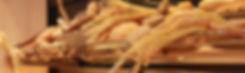 Свежий хлеб и выпечка в магазине Зеленая Околица Раменское