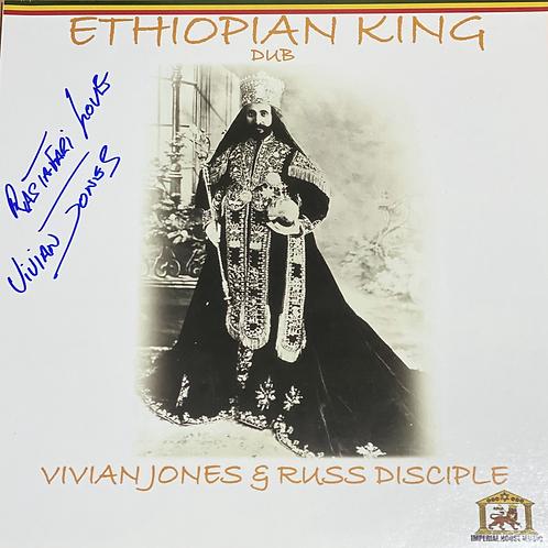 Ethiopian King Dub - Signed Copy