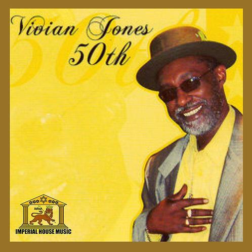 Vivian Jones 50th [Digital Download]